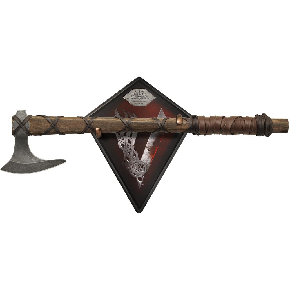 Vikings Sword of Lagertha Scabbard Ragnar Axe Shadow Cutlery BRAND NEW SH8011